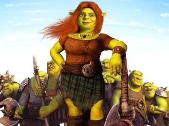 Strong Fiona