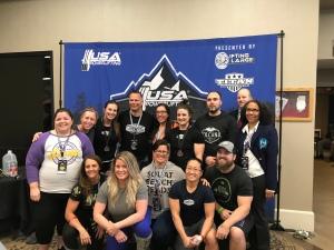 2018 USAPL Raw Nationals Minnesota Lifters